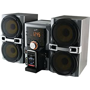 Ilive Ihp610b Iphone(Tm)/Ipod(Tm) Home Music System