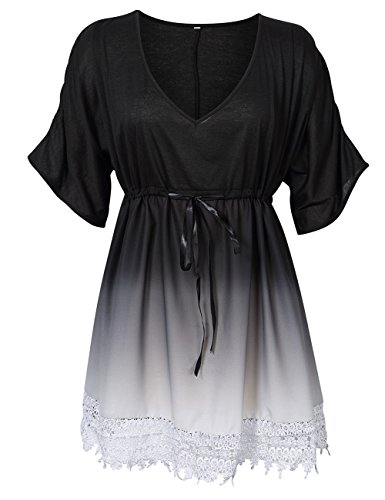 Buy Plus size womens summer dresses - 3