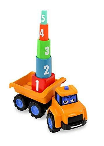 (My 1st JCB Stacking Stanley Mega Truck Toy )