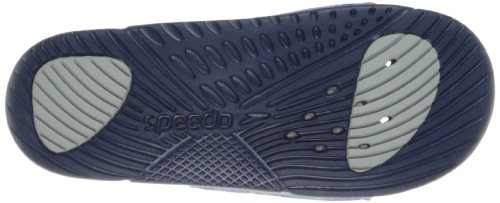 Speedo Dames Exsqueeze Me Rip All Purpose Slide Sandaal Blauw / Wit