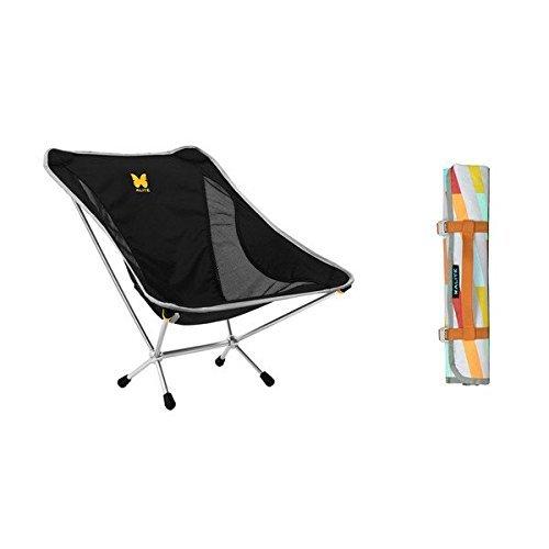 Alite Mantis Chair Black One Size [並行輸入品] B06XFTJB63