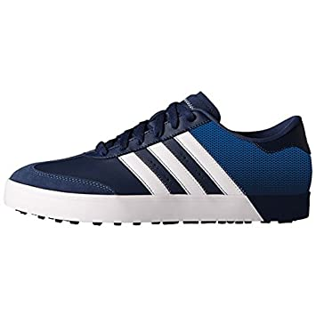 low priced d6281 b2db6 Adidas Mens Adicross V Golf Shoes, Multicolor (Blue DarkWhite), 12.5