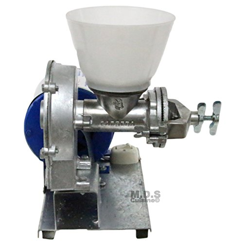 Electric Mill Corn Grain Wheat Grinder Heavy Duty Commercial Molino Maiz 1/4 HP by Ematik (Image #4)