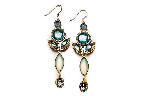 Juliette Earrings by Liztech Jewelry
