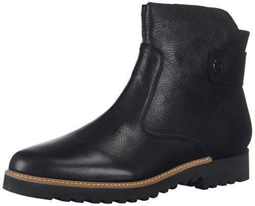 Franco Sarto Women's Chevelle Ankle Boot, Black, 9.5 M US
