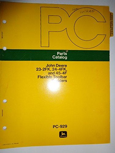 Toolbar Parts Catalog - 7