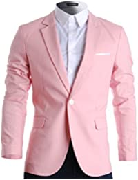 Amazon.com: Pink - Suits & Sport Coats / Clothing: Clothing, Shoes