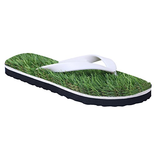 ba8b35e12515 HD Men s Grass House Slippers and Flip-Flops  Buy Online at Low Prices in  India - Amazon.in