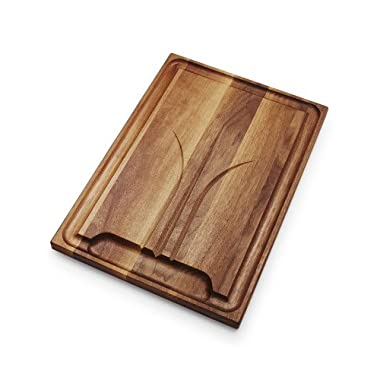J.K. Adams Reversible Carving Board, Walnut