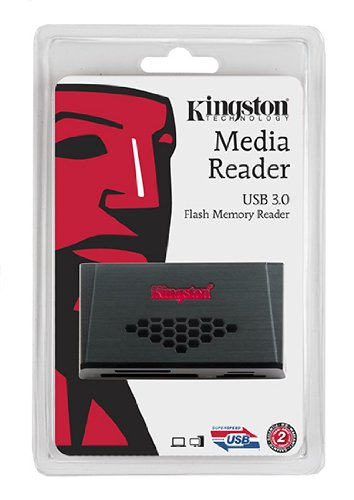 Kingston USB 3.0 Memory Card Reader FCR-HS3