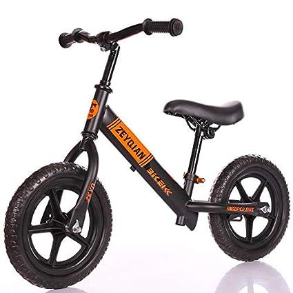 1-1 Bicicletas de Equilibrio para niños, Entrenamiento Correr Caminar Bicicleta Ligero Ruedas de