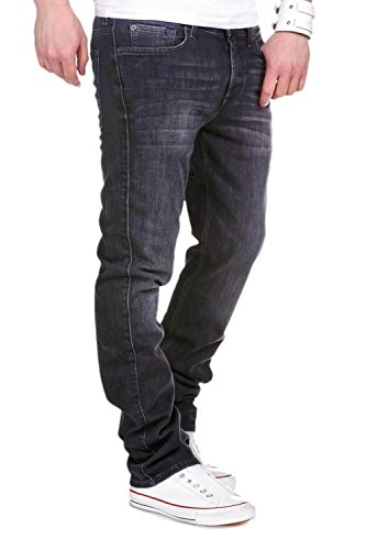 7 for all Mankind Jeans SLIMMY Luxe Perf Grey - Dunkelgrau