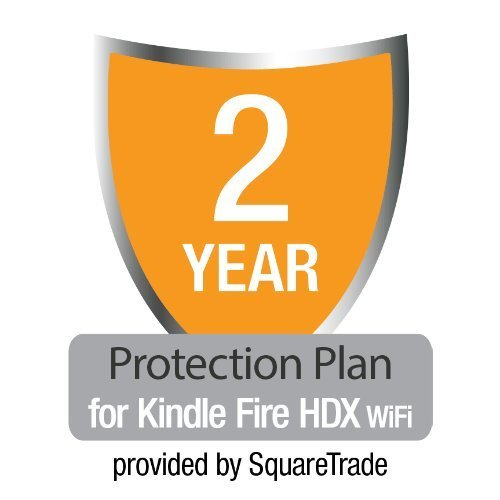2-Year Protection Plan plus Accident Coverage for Kindle Fire HDX - Agreement Warranty