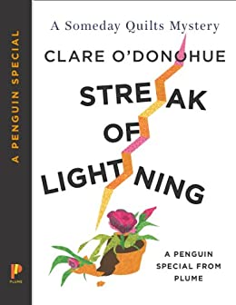Streak of Lightning: A Penguin Special from Plume (A Someday Quilts Mystery Book 2) by [O'Donohue, Clare]
