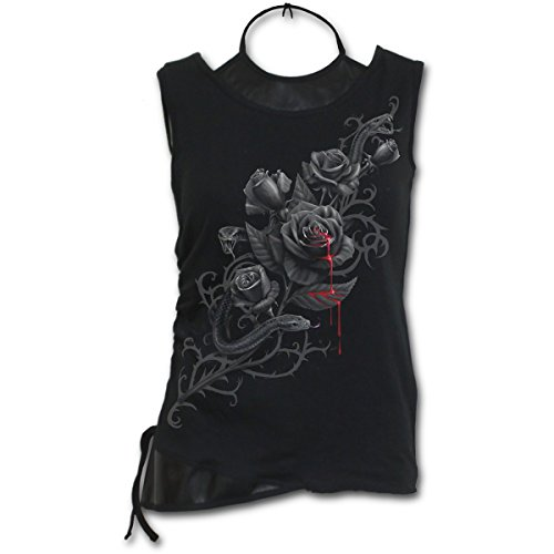 Top Attraction Nero Spiral Donna Fatal Black vHqxBw7EzK