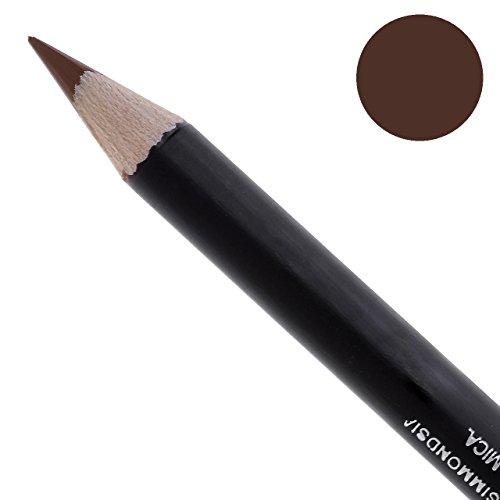 Ayliss® IMAGIC Permanent Lipliner Lippenkonturenstift Lipmarker, Wasserfest Matt #11 Schokolade (Braun)