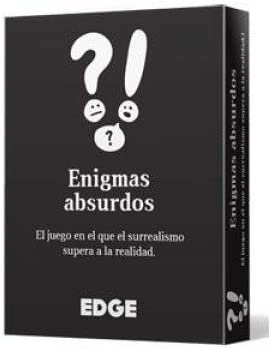 Comprar Edge Entertainment- Enigmas Absurdos, Color edgla03 (Asmodee