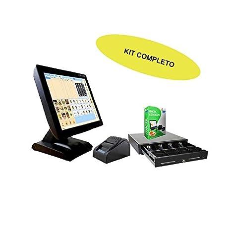 TPV KT-700 táctil completo + cajón + impresora 58mm + ...