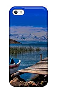 Faddish Phone Titicaca Lake Case For Iphone 5/5s / Perfect Case Cover 5370790K18610137