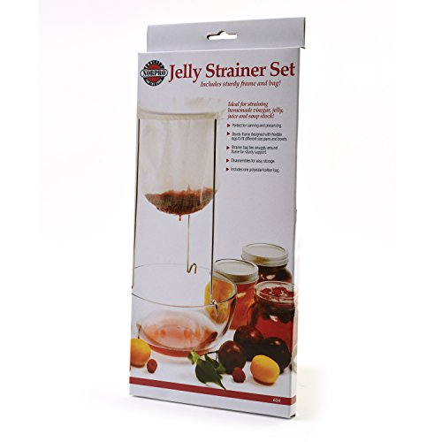 Large Product Image of Norpro Jelly Strainer Stand with Bag