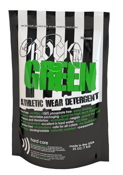 Rockin' Green - Athletic Wear Detergent - Laundry Soap for S