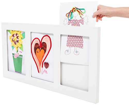 Triple Gallery Picture Frame, 9 by 12-Inch - Triple Frame Set