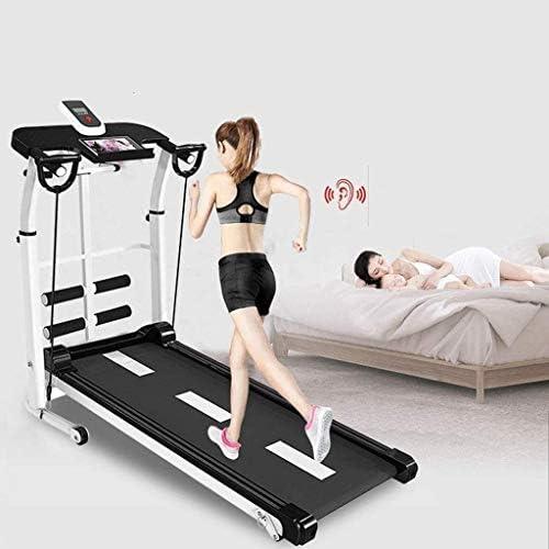 SMQHH Treadmills Cardio Training, Folding Treadmill Home Fitness Equipment 3