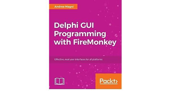 Delphi GUI Programming with FireMonkey: Effective, neat user