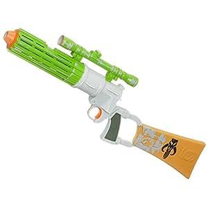 Star Wars - 92888 - Obras de accesorios - Guerras Clon - Pistola Electrónica - Boba Fett - Blaster