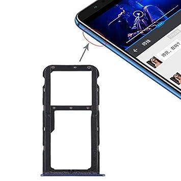 para Huawei Honor 7X BND-L21 Recambio de Soporte Adaptador ...