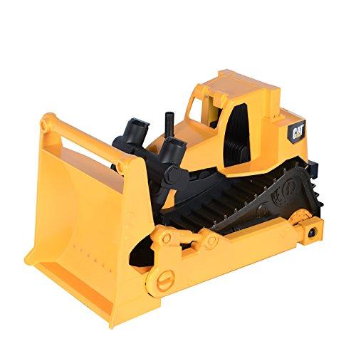 Caterpillar CAT Construction Crew Bulldozer Vehicle Playset