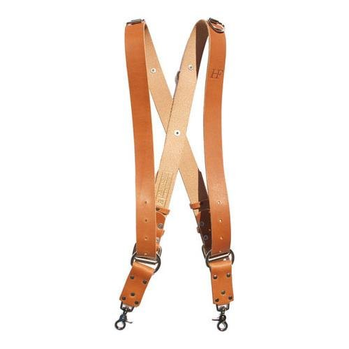 HoldFast Gear Money Maker Multi-Camera Harness, Bridle Leather, Small, Tan by HoldFast Gear
