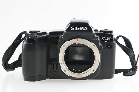 Sigma SA 300/N 135 mm cámara: Amazon.es: Electrónica