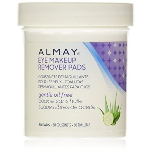 Cheap Almay Oil Free Eye Makeup Remover Pads, 80 Count by Almay free shipping