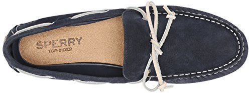 Sperry Top-sider Hombres Hamilton Driver 1 Eye Boat Shoe Navy