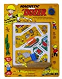: Magnetic Toy Dozer Game