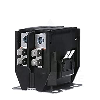 eaton cutler hammer c25bnf240b contactor, dpst-no, 240vac, 40a, panel:  electronic components: amazon com: industrial & scientific