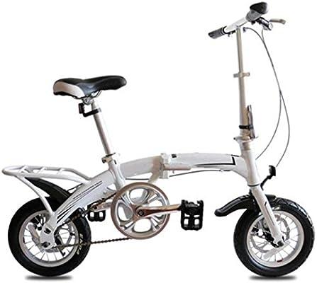 Ocio Bici 12 Pulgadas Aleación De Aluminio Freno De Disco Doble ...