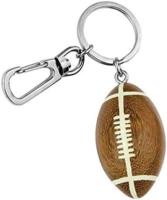 Ten Llavero de Pelota de American Football ecológico Hecho a Mano ...