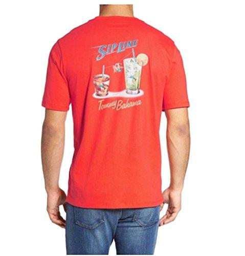 Price comparison product image Tommy Bahama Sip Line Medium Mango Tango T-Shirt