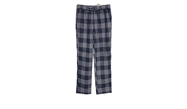 J Crew – Pantalones de Pijama de Franela Buffalo Check para ...