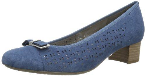 Blu Orly Ara Scarpe tacco 5 formato per 05 Ante 36 le 37841 blu con blau colore inkablau 12 donne rapYdwqnr