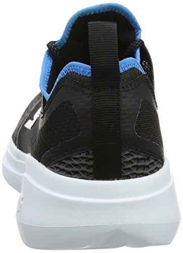 Fitness black Fast blue Skechers Run Chaussures Noir Homme De Go XTx1wUq4