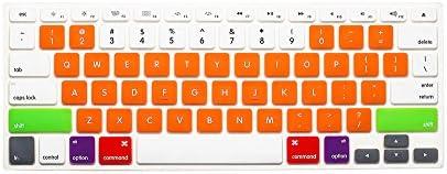 [해외]Apple Notebook Keyboard Film Skin 15-inch Apple Notebook Keyboard Film Skin Series Apple Notebook 15-inch Keyboard Film Protective Cover (Picture Color 6) / Apple Notebook Keyboard Film Skin 15-inch Apple Notebook Keyboard Film Ski...