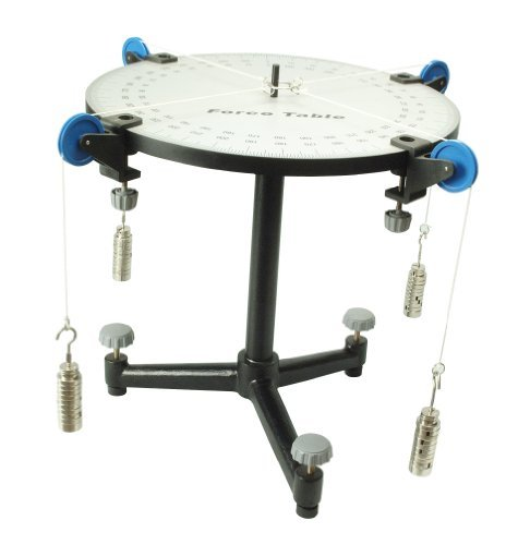 Eisco PH0347CN8 Standard Force Table 40 cm Diameter