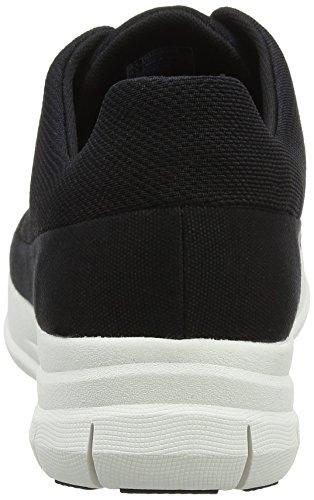 Pop Canvas Sneaker 001 Nero Uomo Black Sporty Fitflop PwxUfqFU