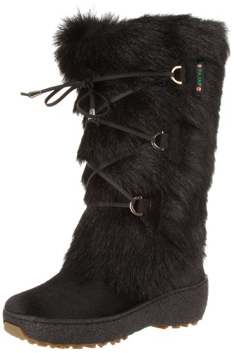 Boot, Black Goat, 40 EU/9-9.5 M US ()