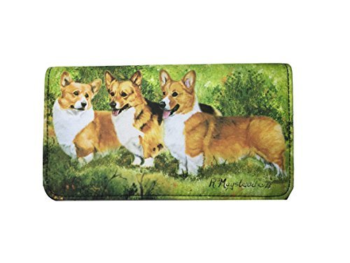 - Welsh Corgi Dog Ladies Wallet