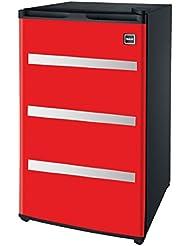 RFR329-Red Garage Fridge Tool Box, 3.2 Cubic Feet, Red