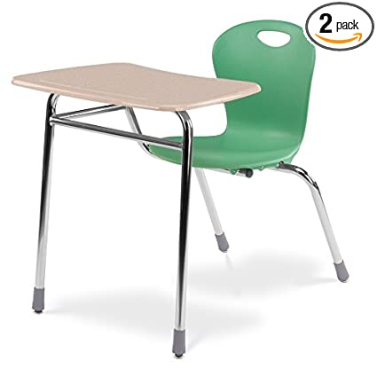 Wondrous Amazon Com Virco Zconbrm Student Chair Desk Without Caraccident5 Cool Chair Designs And Ideas Caraccident5Info